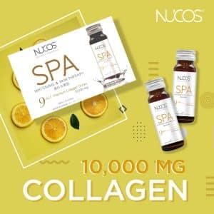 """Nucos Spa - Sản phẩm bổ sung collagen """"hot"""" đến từ Nhật Bản"""