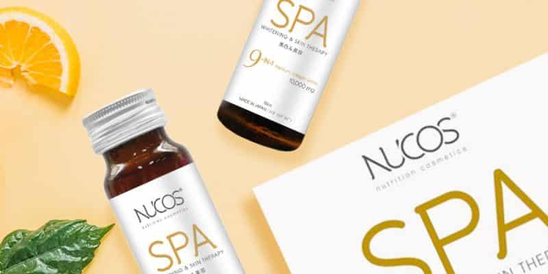 Nucos Spa – Không chỉ đơn thuần là nước uống Collagen Nhật Bản cao cấp