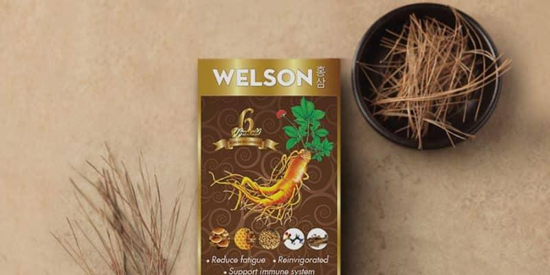 Welson Ginseng