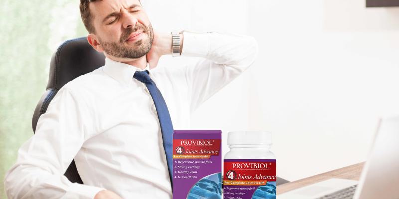 Provibiol Joints Advance đau nhức xương khớp